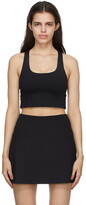 Thumbnail for your product : Girlfriend Collective Black Paloma Sports Bra