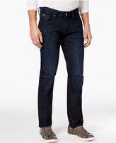 GUESS Men's Slim-Fit Straight Jeans
