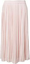 Anine Bing Pleated Skirt - women - Silk/Viscose - XS