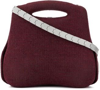 Chanel Pre-Owned 1998's Hip Bag CC Logos 2way handbag