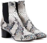 Isabel Marant Danelya leather ankle boots