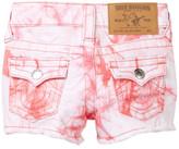 True Religion Single End Tie Dye Short (Baby Girls)