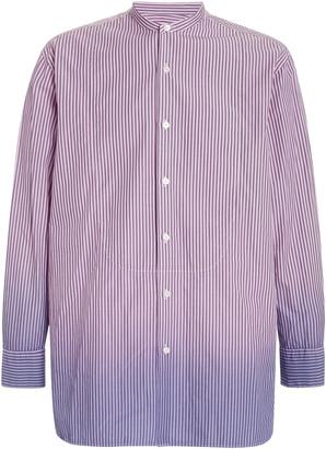 Stella McCartney Neil Dip-Dyed Cotton Shirt