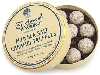 Charbonnel et Walker Sea Salt Milk Caramel Truffles 120G