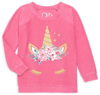 Chaser Girl's Unicorn Dream Sweater