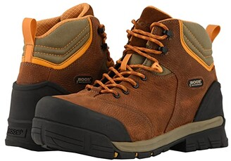Bogs Bed Rock Mid Composite Toe (Black Multi) Men's Boots