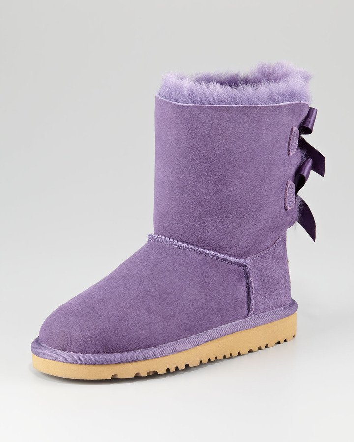 UGG Kid Bailey Bow-Back Boot, Youth