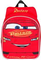 Disney Cars 3 Embrioded Plush Front Backpack