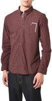 Tom Tailor Men's Plaid Dress Shirt