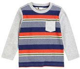 Petit Lem Boys 2-7 Magical Mischief Striped T-Shirt