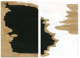 Oliver Gal Modern Sahara (Canvas) (Set of 2)