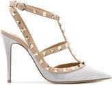 Valentino Garavani Valentino 'Rockstud' pumps - women - Leather/Patent Leather/metal - 36