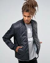 Adidas Originals Quilted Superstar Bomber Jacket Ay9145
