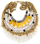Lizzie Fortunato Multi-Strand Beaded Necklace
