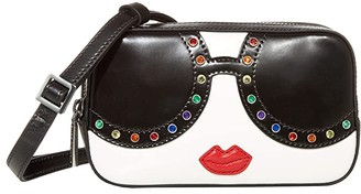 Alice + Olivia Fanny Stace Face Belt Bag Crossbody (Stace Face) Cross Body Handbags