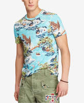 Polo Ralph Lauren Men's Big & Tall Classic Fit Graphic T-Shirt