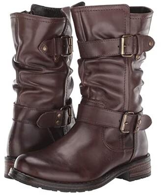 Eric Michael Noelle (Brown) Women's Boots