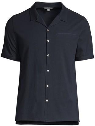John Varvatos Regular-Fit Camp Shirt