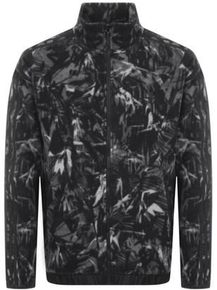 adidas Full Zip Fleece Jacket Black