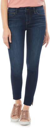 Sam Edelman The Kitten Split Hem Ankle Skinny Jeans