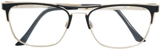 Cazal Square Frame Glasses