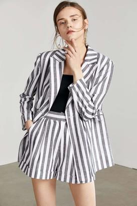 J.ING Venice Casual Striped Blazer