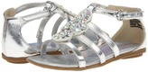 Kenneth Cole Reaction Bright By Me 2 (Toddler/Little Kid) (Silver) - Footwear