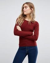 Vero Moda Fine Cable Knit Sweater