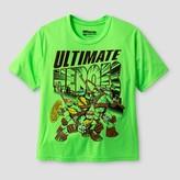 Teenage Mutant Ninja Turtles® Boys' Active Graphic Tee - Green