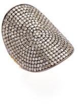 Amrapali 14K Yellow Gold & 2.51 Total Ct. Diamond Ring