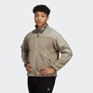 adidas Fleece Zip Jacket