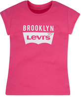 Levi's Brooklyn Graphic-Print T-Shirt, Big Girls (7-16)