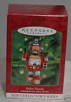 Hallmark Keepsake 2000 Robot Parade Series Ornament - #QX6771