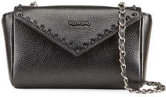 Mario Valentino Valentino By Gaby Studded Envelope Crossbody Bag