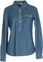 Naf Naf Denim shirts - Item 42585947