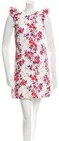 Giamba Printed Mini Dress w/ Tags