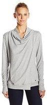 Bench Women's Undo Draped Sweatshirt