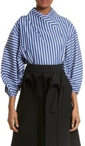 Awake Women's Twisted Sleeve Blouse