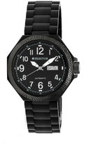 Heritor Spartacus Mens Black Bracelet Watch-Herhr5404