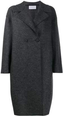 Harris Wharf London double breasted coat