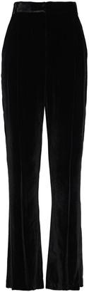 MICHAEL Michael Kors Velvet Straight-leg Pants