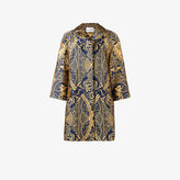 Mary Katrantzou Spence jacquard oversized jacket