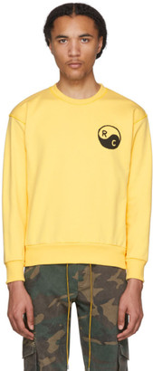 Resort Corps Yellow Loose Talk Sweatshirt