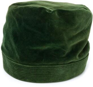 A.N.G.E.L.O. Vintage Cult 1950's Velvet Effect Hat