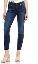 7 For All Mankind Kimmie Cropped Straight Jeans