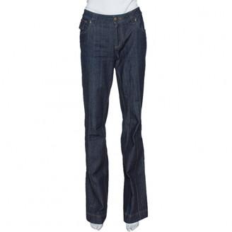 Louis Vuitton Navy Denim - Jeans Jeans