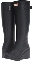 Hunter Refined Mid Wedge Tall
