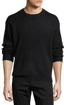 Theory Weston Cashmere Crewneck Sweater