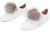 Jocelyn Shoelace Fur Poms