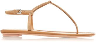Prada Suede Sandals